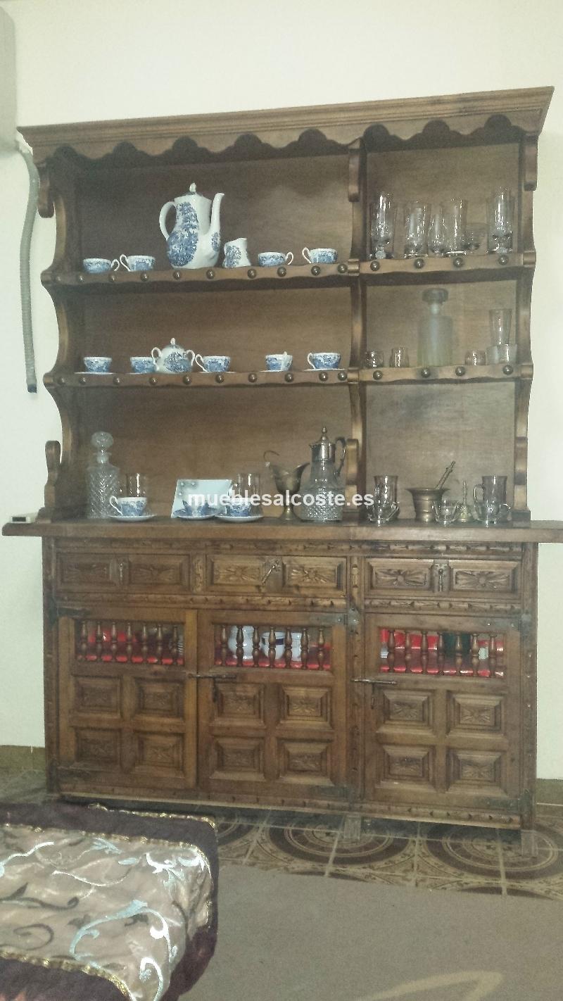Conjunto muebles castellanos cod 20767 segunda mano - Muebles de 2 mano ...