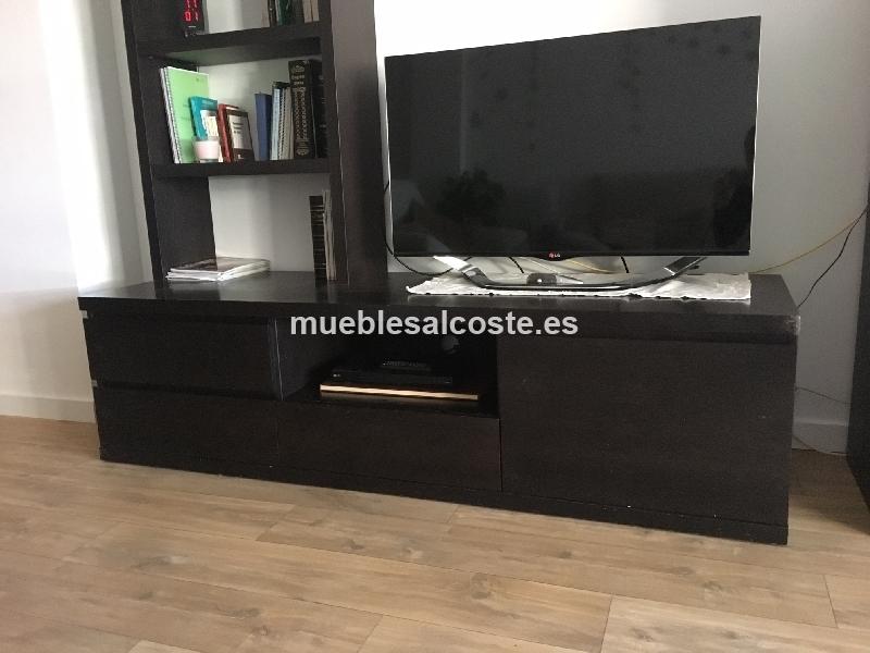 450 conjunto mueble comedor conjunto de 3 muebles en color wengue de