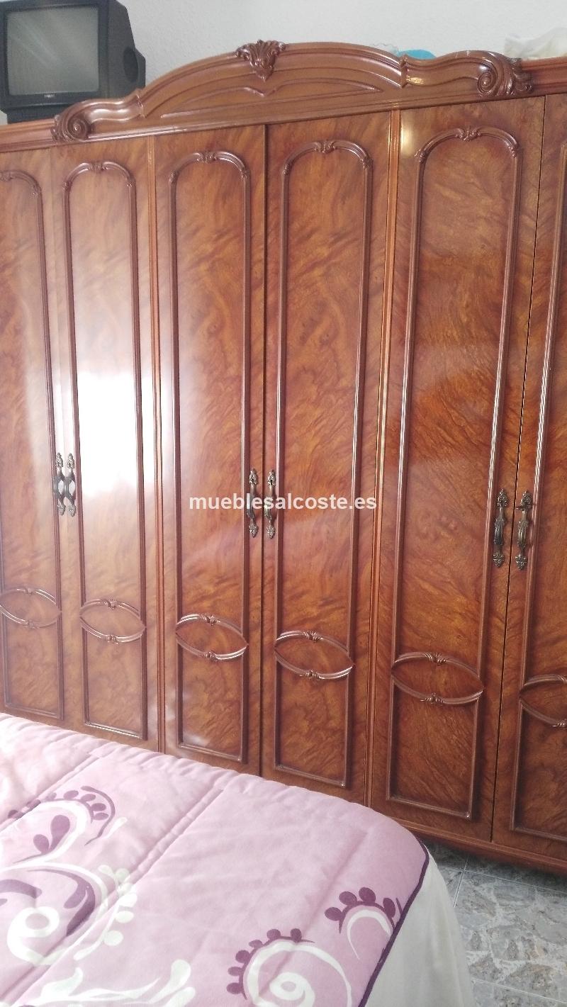 Dormitorio Matrimonio Rustico Segunda Mano : Dormitorio matrimonio estilo igual foto acabado