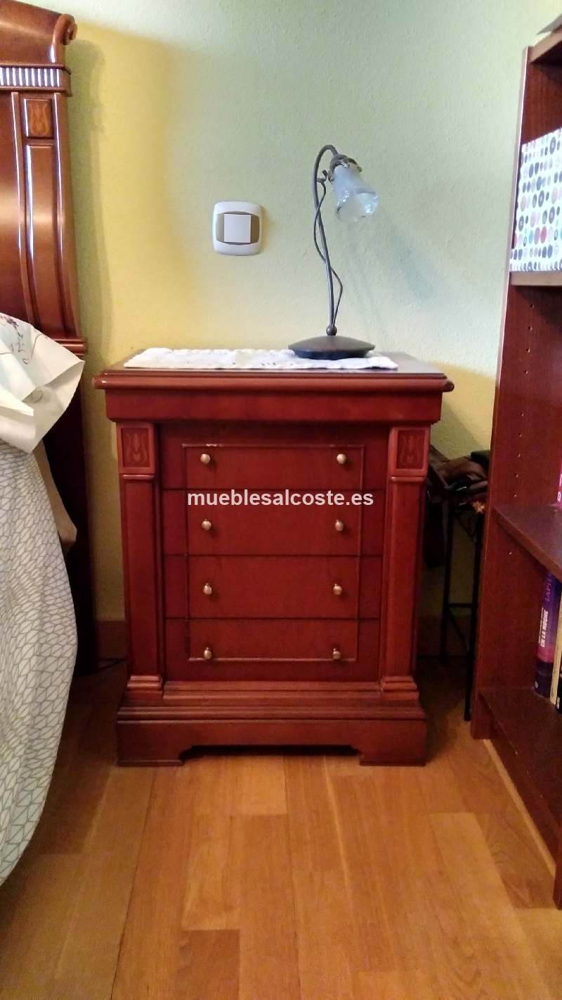 Muebles de dormitorio cod 20792 segunda mano for Muebles de segundamano madrid