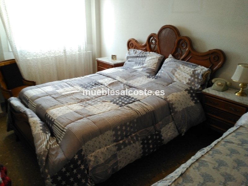 Muebles habitacion matrimonio cod 20799 segunda mano - Muebles habitacion matrimonio ...