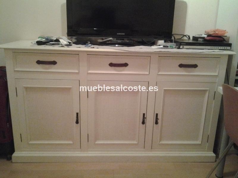 Rota Artesanato Ubatuba ~ Aparador, estilo Moderno, acabado Lacados cod 11599 segunda mano, Mueblesalcoste es