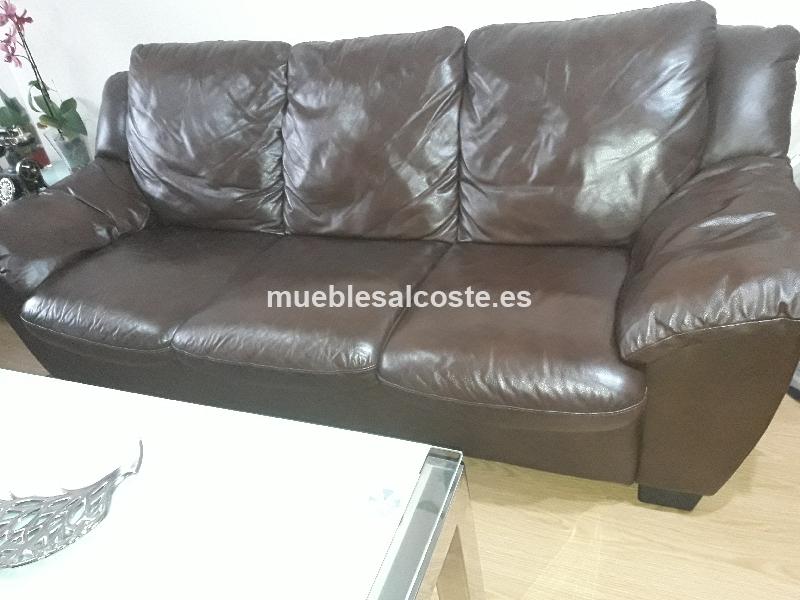 Sofa de piel nauzzi cod 20876 segunda mano - Sofa de segunda mano en malaga ...