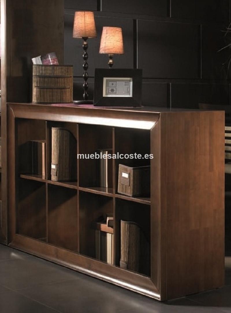 Estanteria Libreria Expositora Cod 20964 Liquidacion  # Muebles Lucena Liquidacion