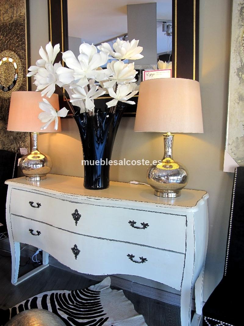 Muebles De Salon Segunda Mano En Madrid : Comoda cajones panzuda madera cod segunda mano