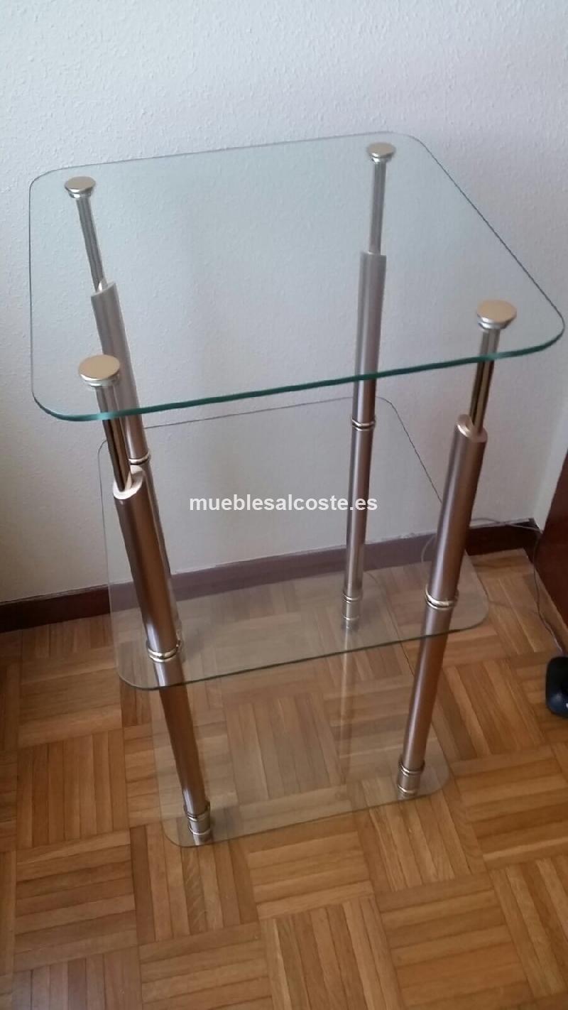 Mueble con baldas de cristal cod 21005 segunda mano for Muebles de segunda mano en vitoria