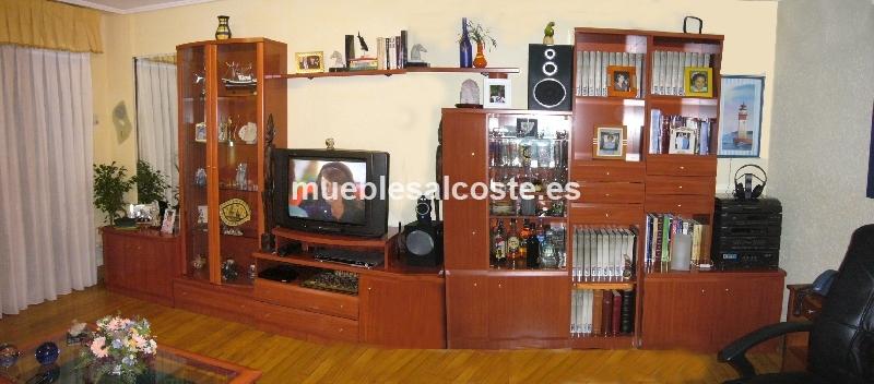 Mueble De Salon 5 Metros Modular Cod 11625 Segunda Mano