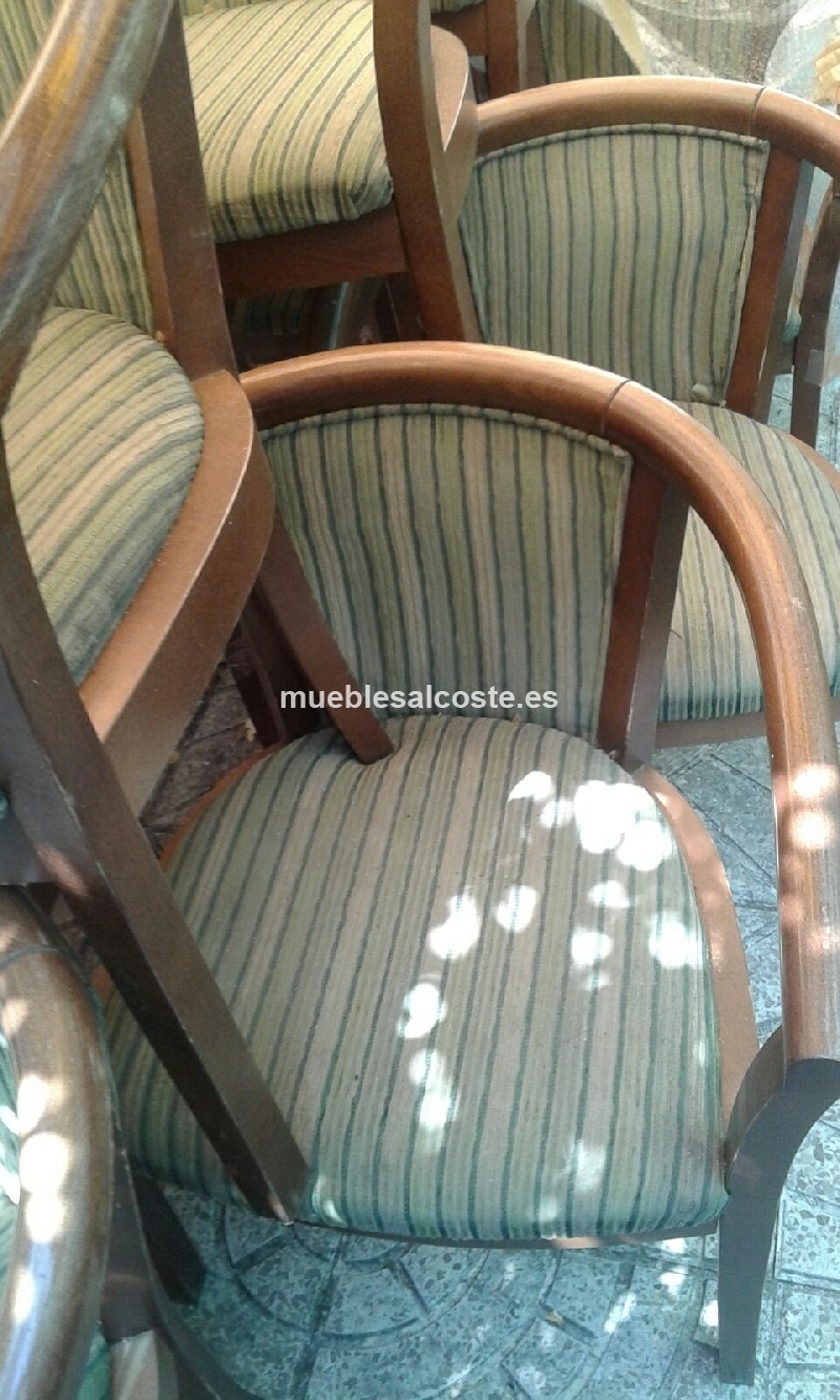 Silla de salon cafeteria cod 21197 segunda mano - Sillas de cafeteria de segunda mano ...