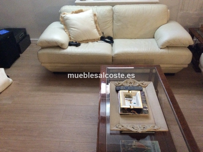 Sofa piel estilo igual foto acabado igual foto cod 21208 for Sofas piel valencia