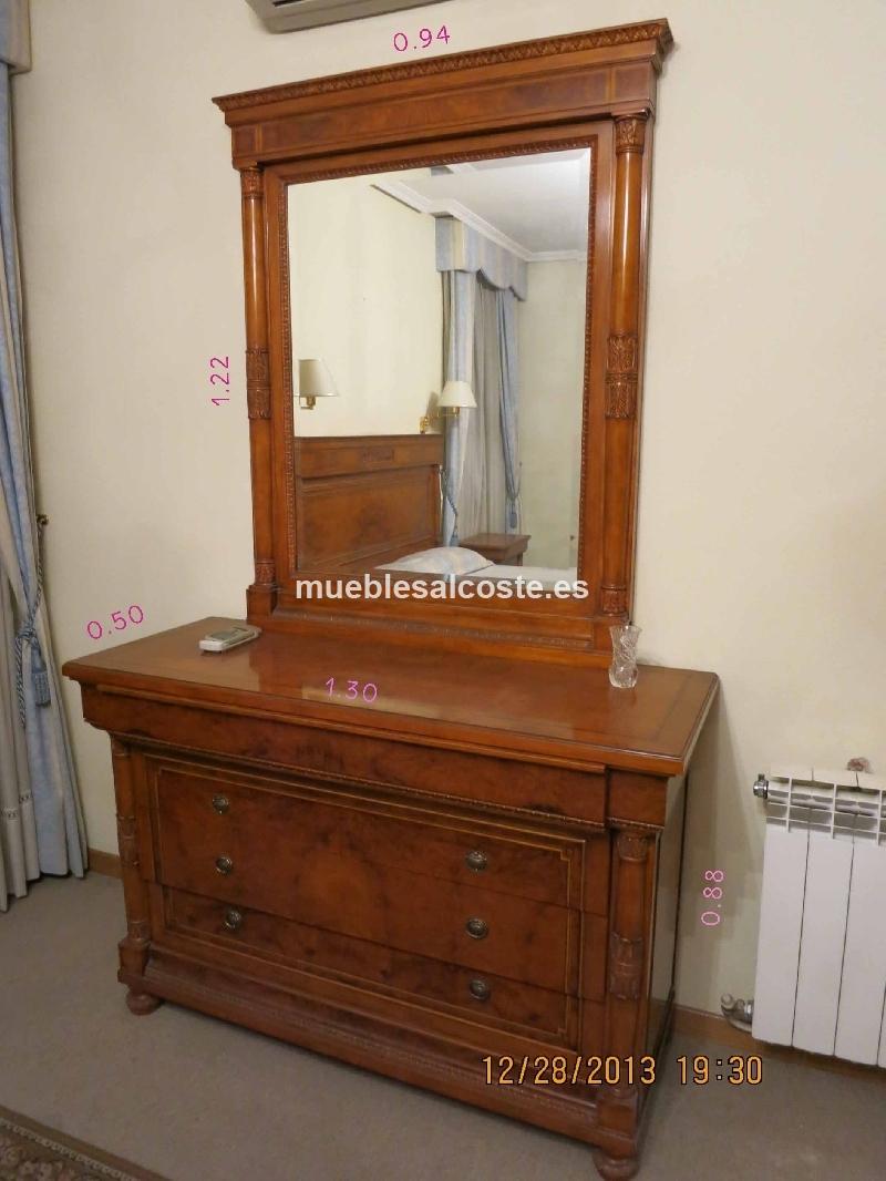 Dormitorio Creaciones Gimenez Cod 21229 Segunda Mano  # Muebles Gimenez Recibidores
