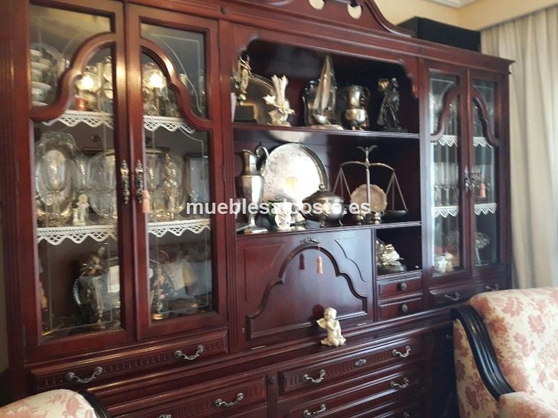Mobiliario de salon cod 21311 segunda mano for Mobiliario para salon