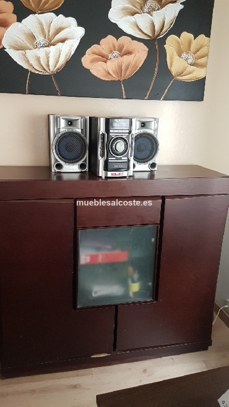 Mueble Salon Macizo Cod 21320 Segunda Mano