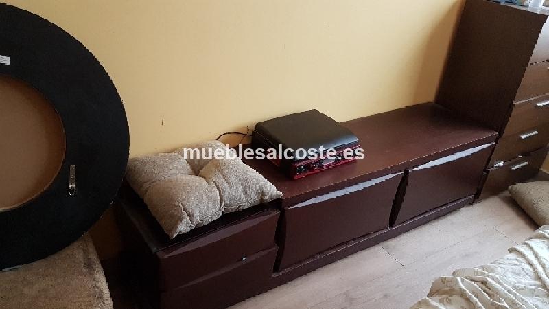 Mueble salon macizo cod 21320 segunda mano for Mueble salon segunda mano