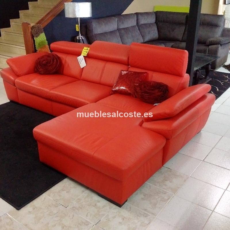 Sofa rinconera piel natural dise o italiano cod 21352 - Sofas en piel disenos italianos ...