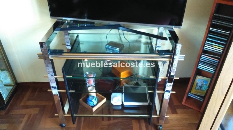 Mesa tv carrito bar cod 21607 segunda mano for Mesa tv segunda mano