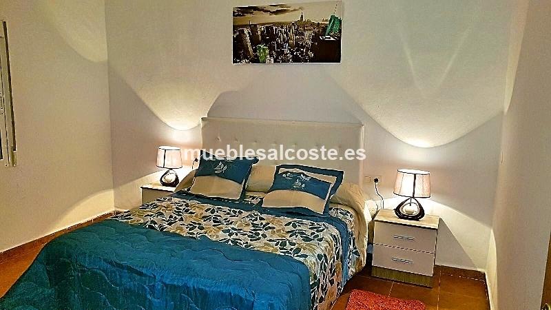 Mueble de dormitorio cod 21684 segunda mano for Muebles portillo armarios
