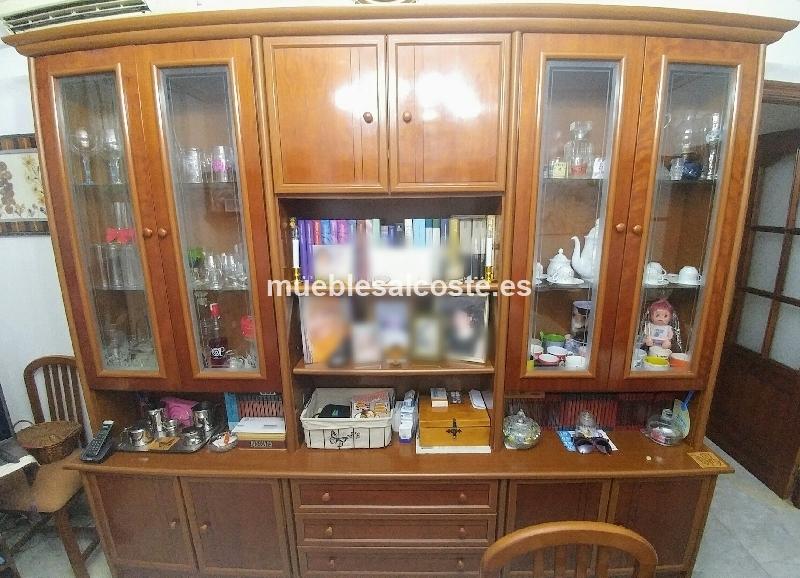 Mueble salon cl sico cod 21749 segunda mano - Mueble clasico valencia ...