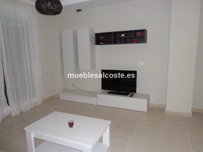 Mueble modular television cod 11655 segunda mano for Mueble television segunda mano