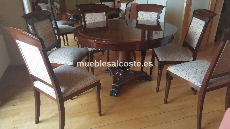 Mesa comedor y sillas cod:22359 segunda mano, Mueblesalcoste.es