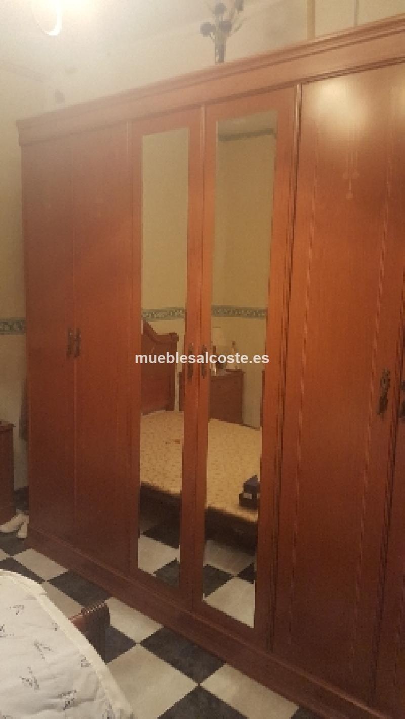 Muebles De Segunda Mano Tarragona : Armario de puertas cod segunda mano mueblesalcoste