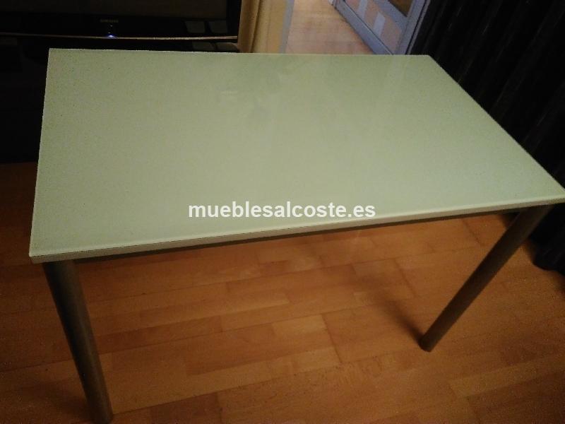 Mesa de cocina cod 22732 segunda mano - Mesa cocina segunda mano ...