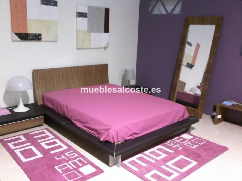 Dormitorio Ebano