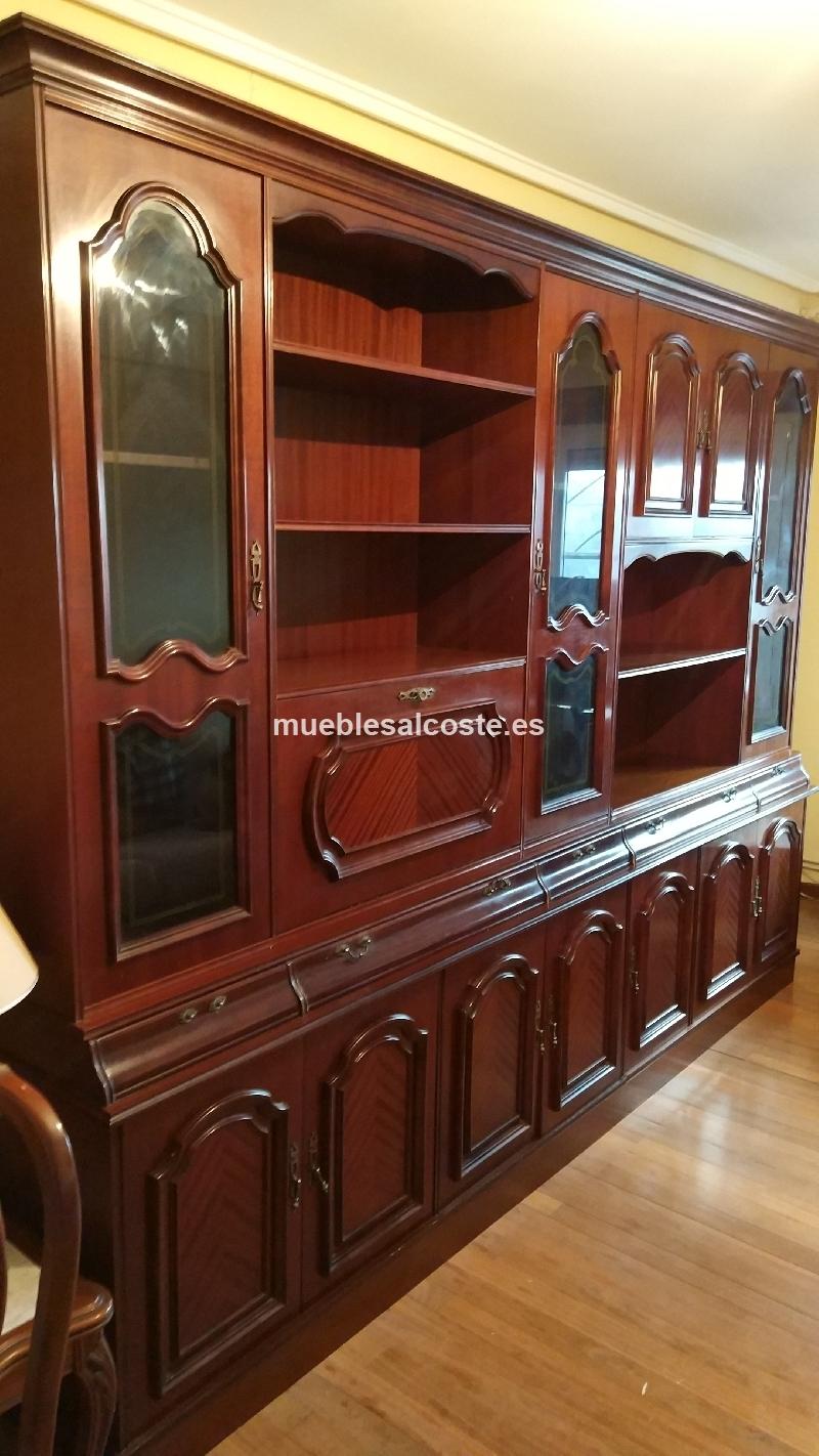 Mueble cl sico salon cod 22986 segunda mano - Mueble clasico valencia ...