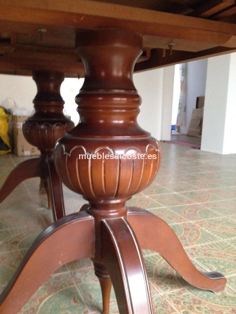 Mesa y sillas cod 23188 segunda mano - Sillas segunda mano valencia ...