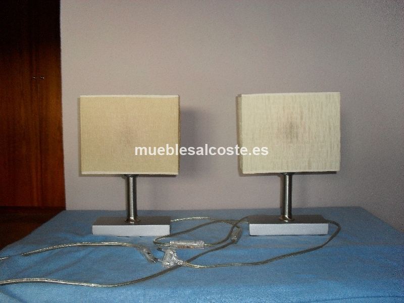 LAMPARAS DE MESILLA DE NOCHE