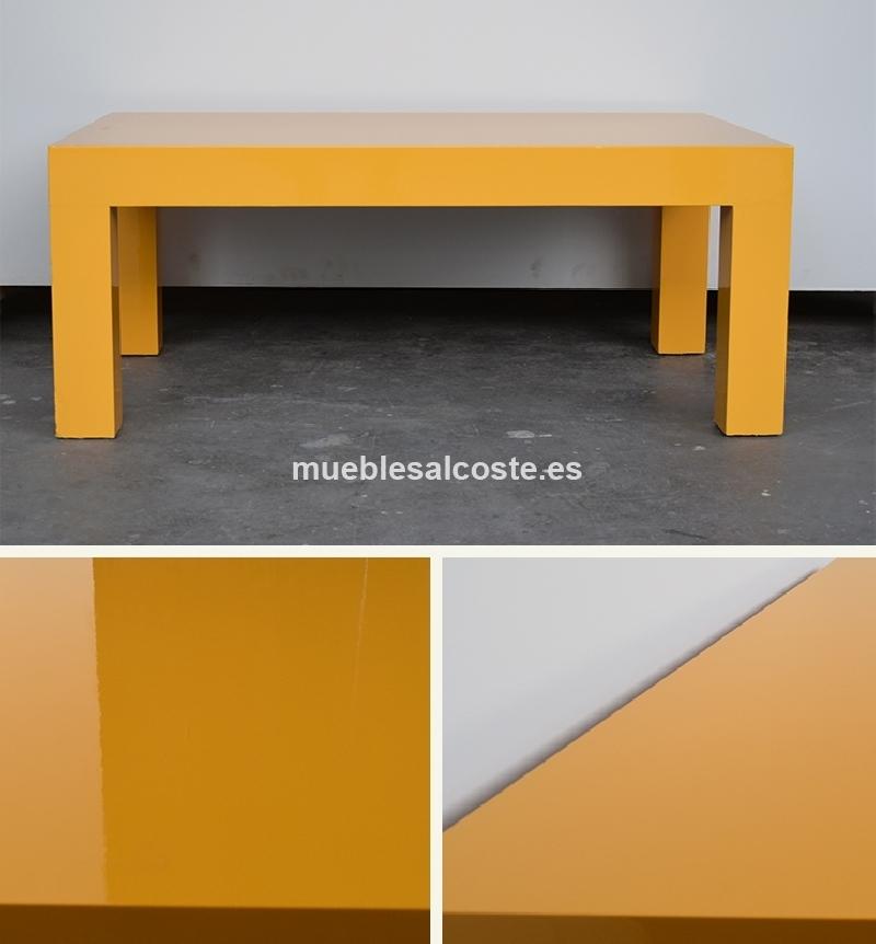 Mesa baja de centro en el Color que tú quieras