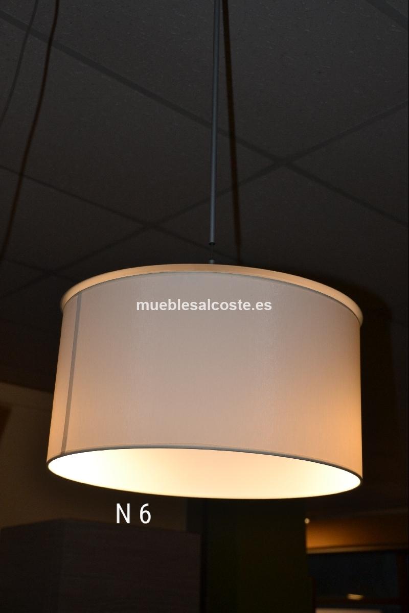 Lampara vizcaya estilo igual foto acabado igual foto cod 23686 liquidacion - Muebles vizcaya liquidacion ...