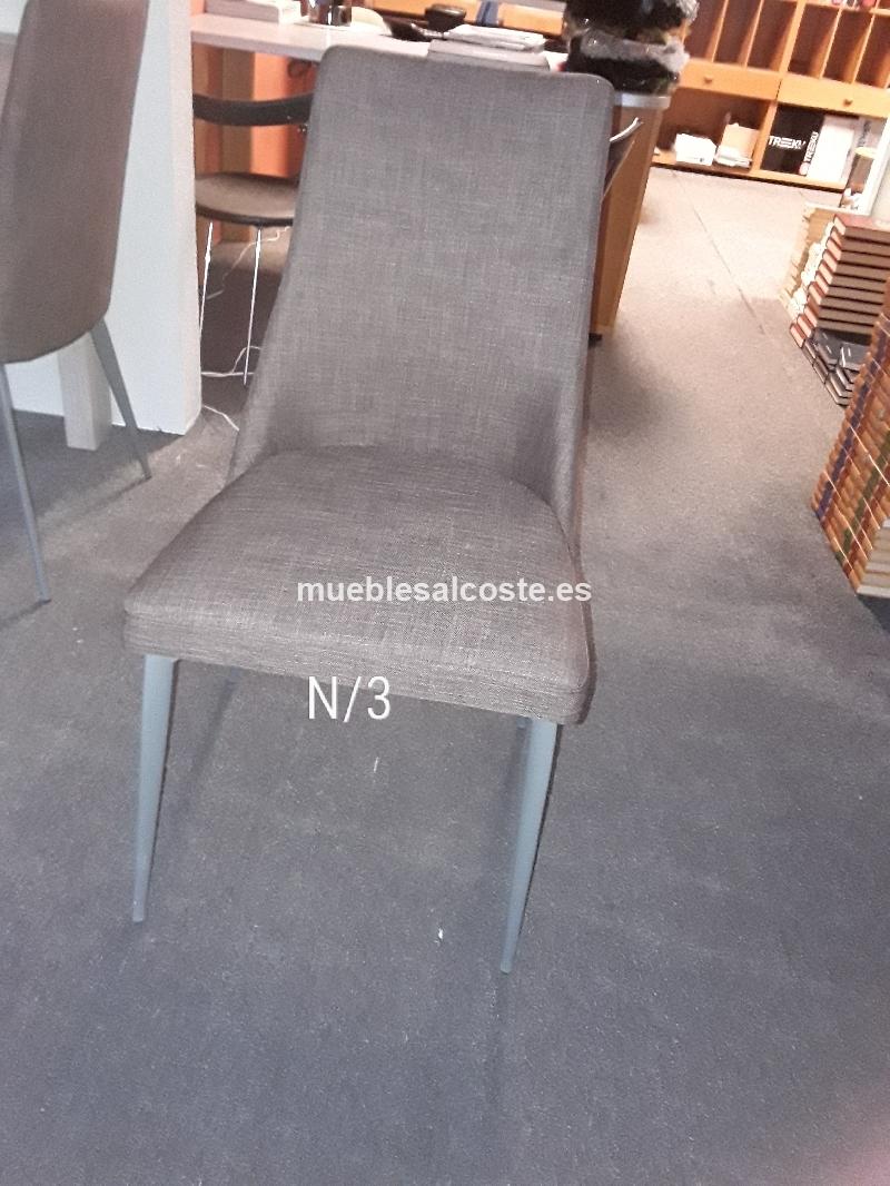 sillas vizcaya estilo igual foto acabado igual foto