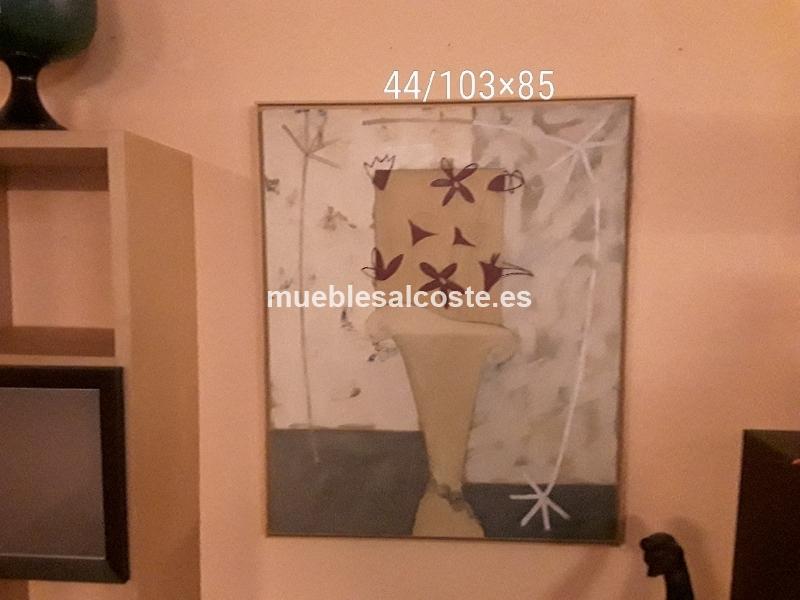 Cuadros vizcaya estilo igual foto acabado igual foto cod 23764 liquidacion - Muebles vizcaya liquidacion ...