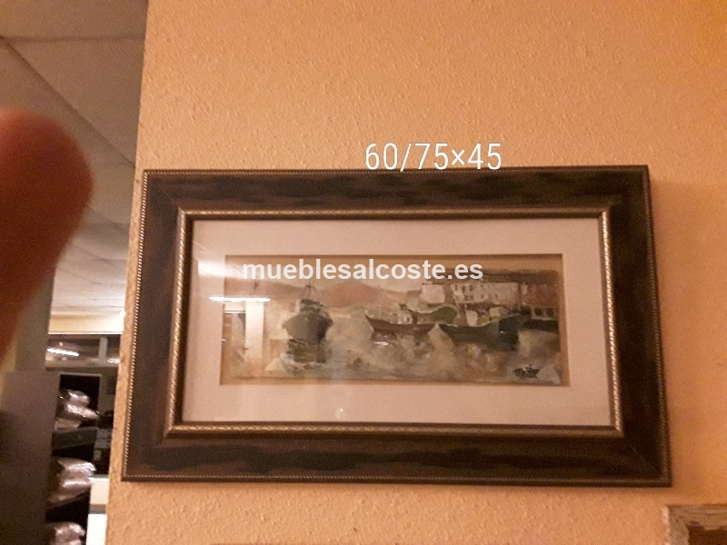 Cuadros vizcaya estilo igual foto acabado igual foto for Muebles vizcaya telefono