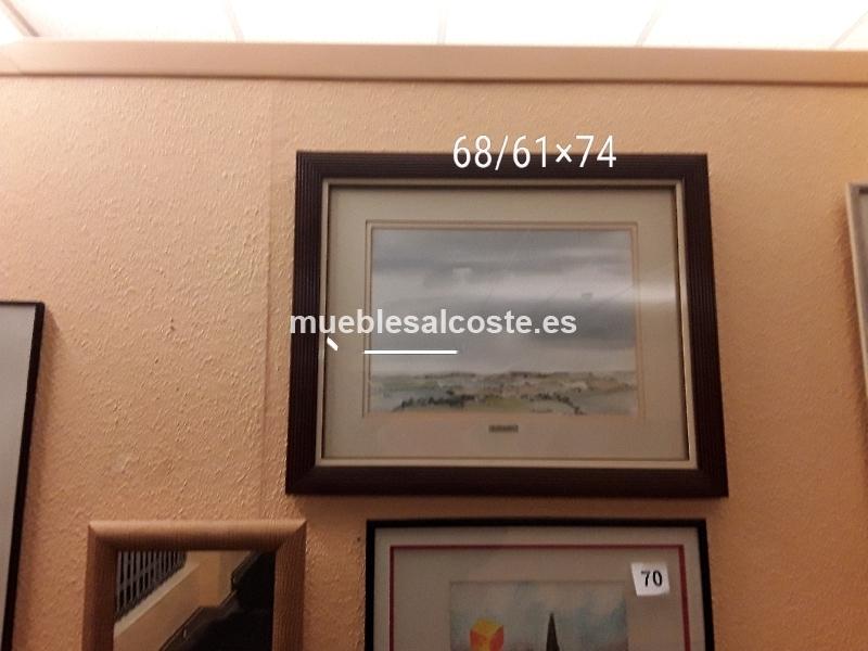 Cuadros vizcaya estilo igual foto acabado igual foto cod 23784 liquidacion - Muebles vizcaya liquidacion ...