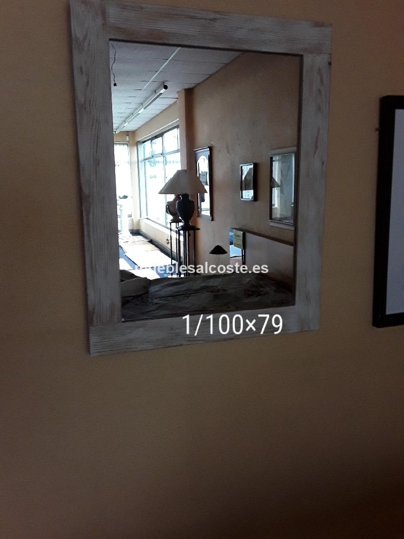Espejos vizcaya estilo igual foto acabado igual foto cod 23795 liquidacion - Muebles vizcaya liquidacion ...