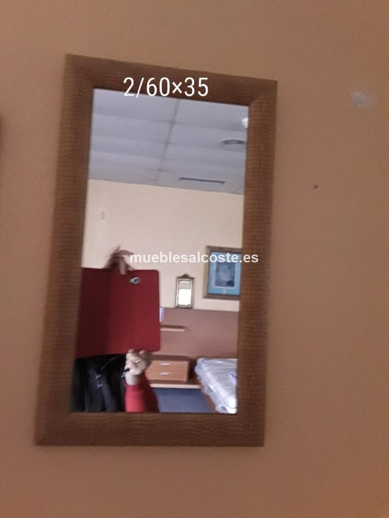Espejos vizcaya estilo igual foto acabado igual foto cod 23796 liquidacion - Muebles vizcaya liquidacion ...