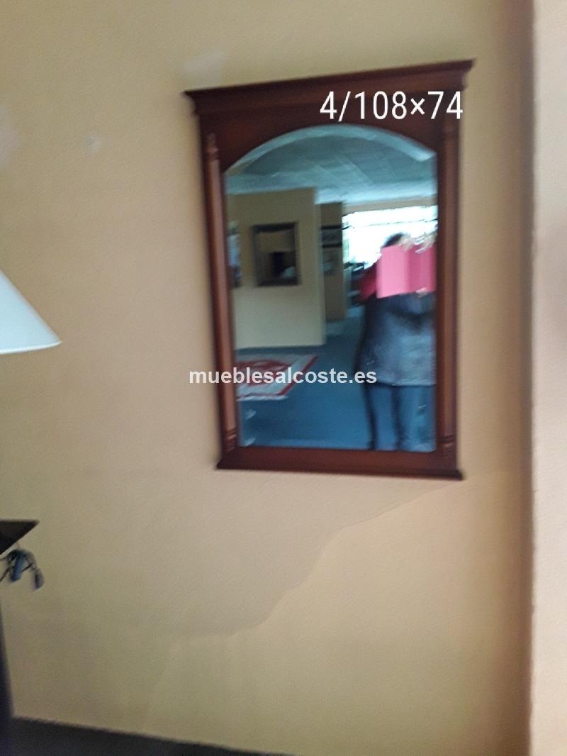 Espejos vizcaya estilo igual foto acabado igual foto cod 23798 liquidacion - Muebles vizcaya liquidacion ...