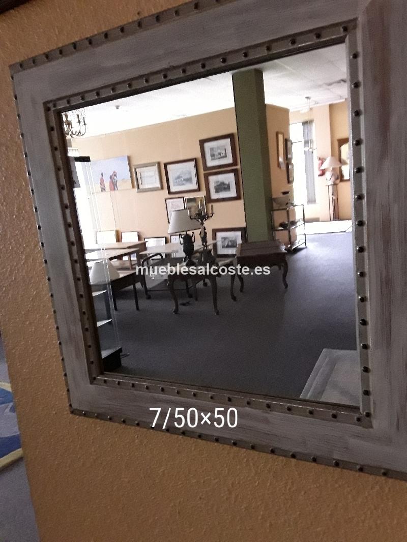 Espejos vizcaya estilo igual foto acabado igual foto cod 23801 liquidacion - Muebles vizcaya liquidacion ...