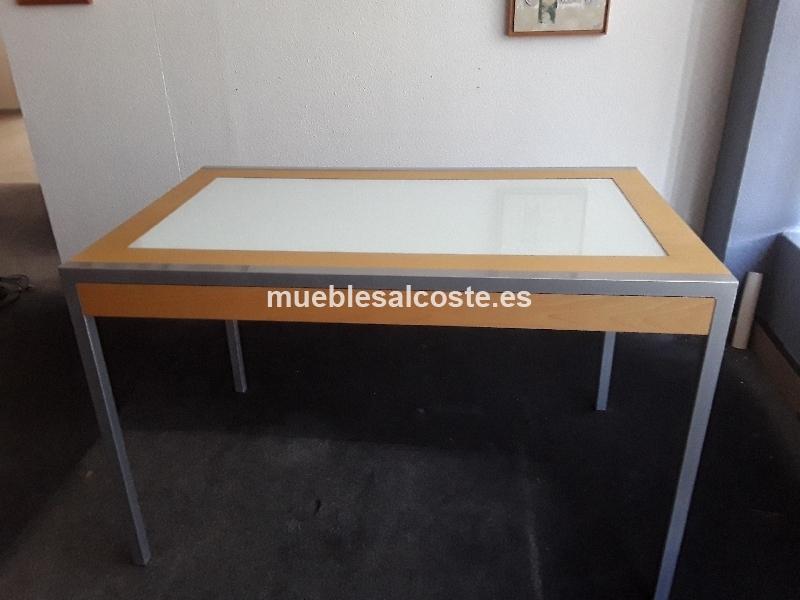 MESAS COMEDOR (VIZCAYA) cod:23820, liquidacion Mueblesalcoste.es