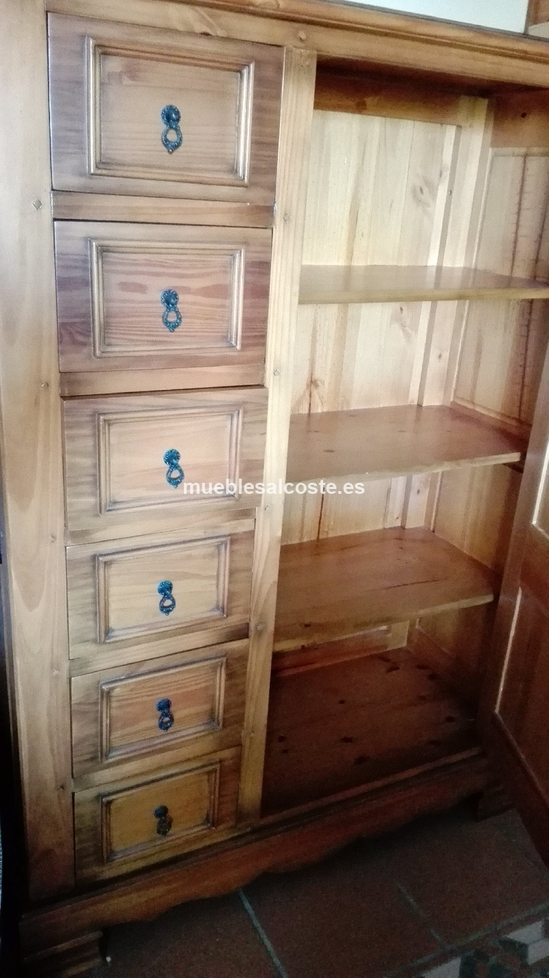 Muebles provenzales de segunda mano alacena antigua menorquina with muebles provenzales de - Mueble entrada segunda mano ...