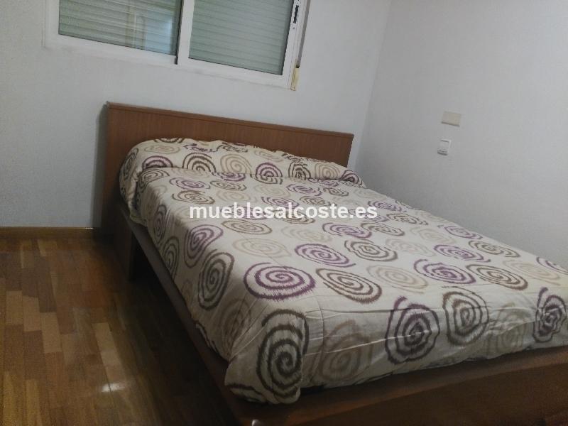 Cama de matrimonio cod 23911 segunda mano for Sofa cama matrimonio segunda mano