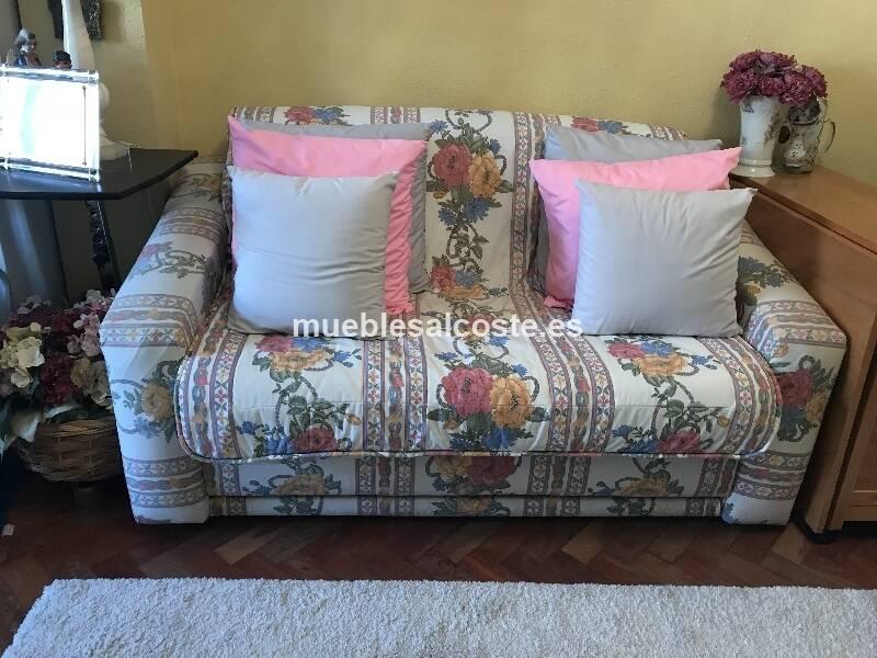 Sof cama estilo igual foto acabado tela cod 23939 segunda mano - Sofas de segunda mano en tarragona ...