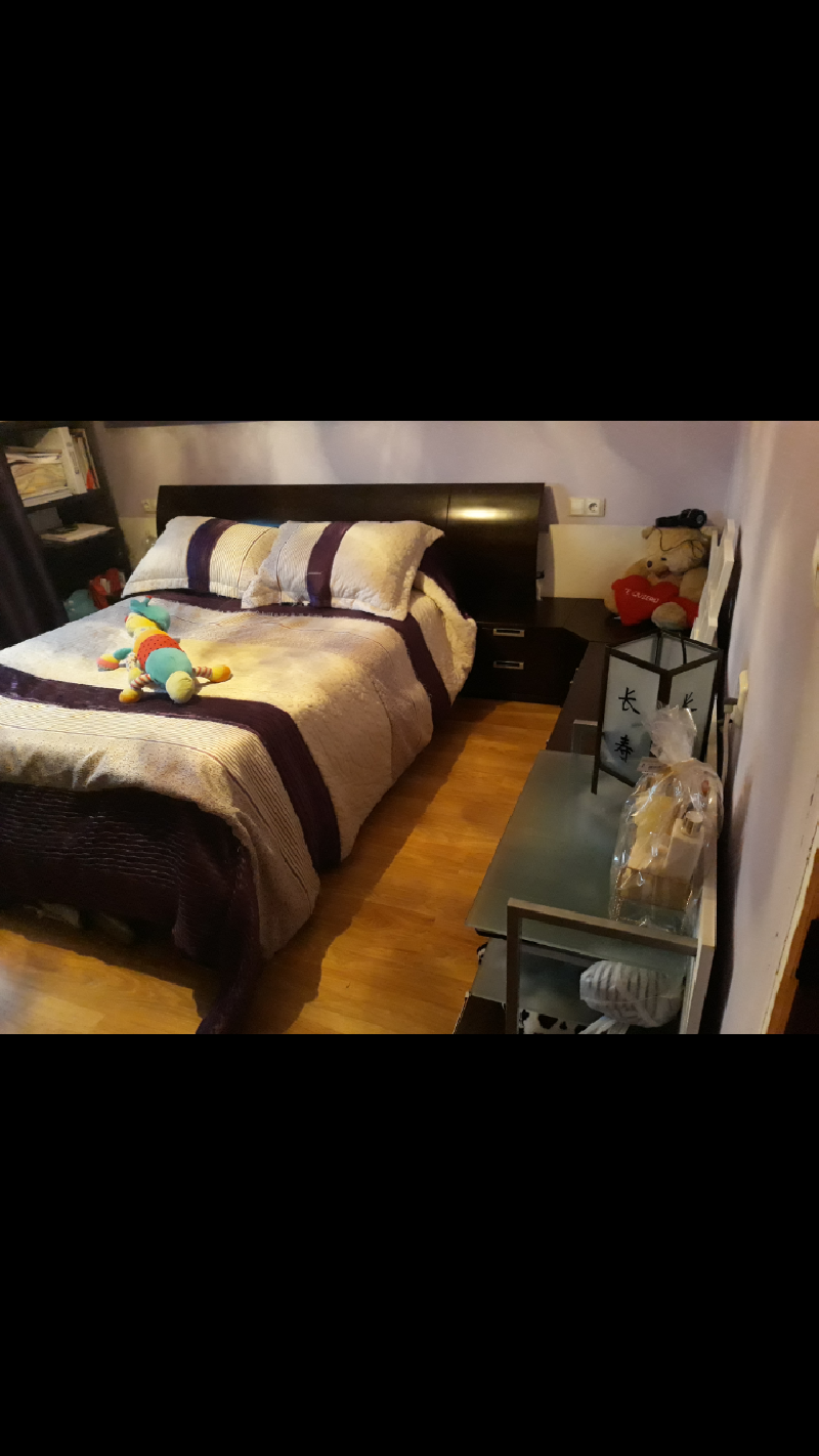 Composicion de dormitorio