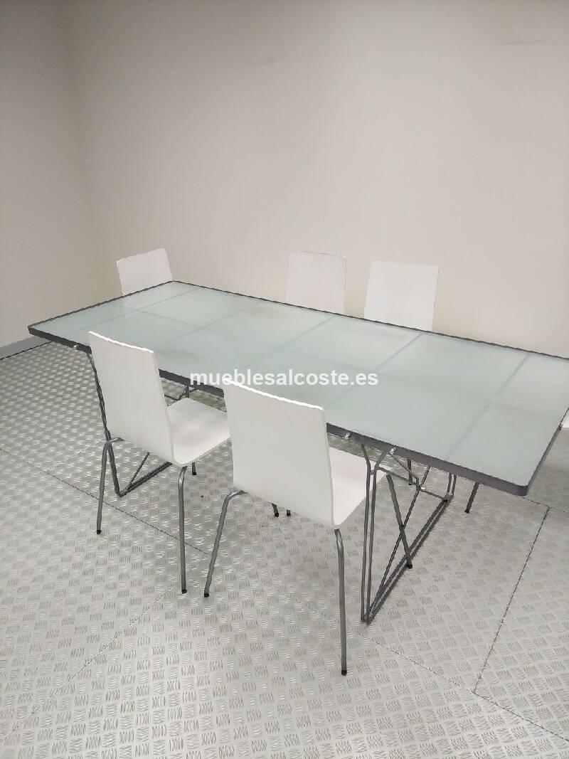 Mesa de vidrio ikea cod 24243 liquidacion - Liquidacion de muebles ikea ...