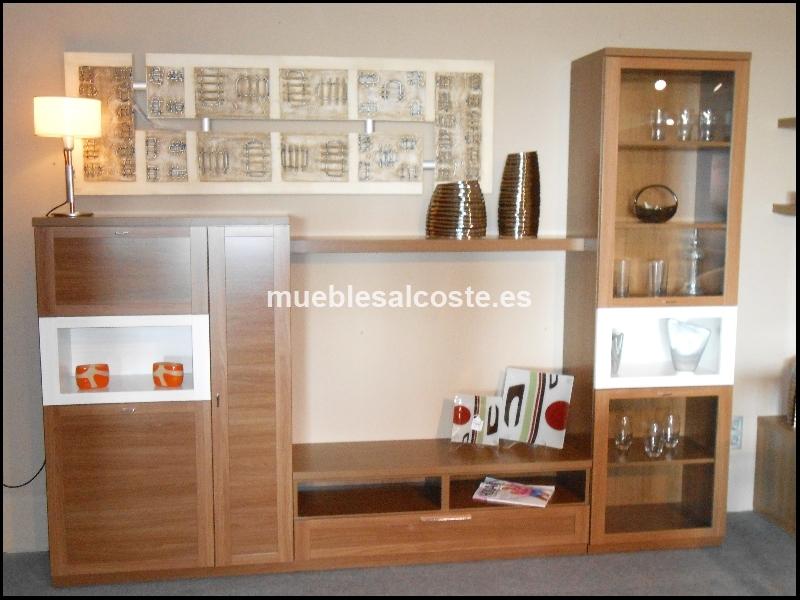 Mueble comedor estilo moderno acabado madera cod 12079 for Muebles comedor segunda mano