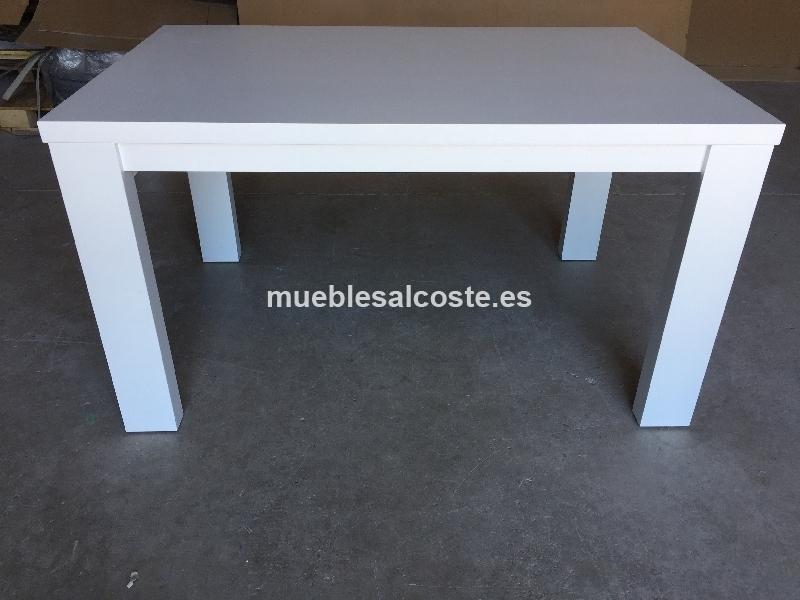 Mesa comedor extensible cod:24681 segunda mano, Mueblesalcoste.es