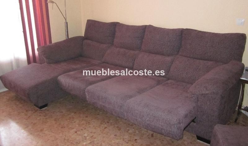 Sofa chaise longue cod 12109 segunda mano - Chaise longue segunda mano madrid ...