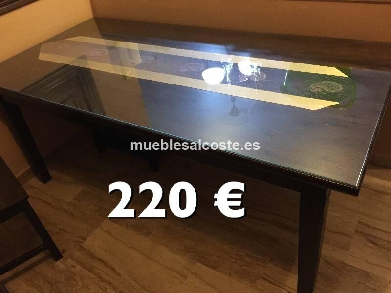 Mesa comedor cod:25073 segunda mano, Mueblesalcoste.es