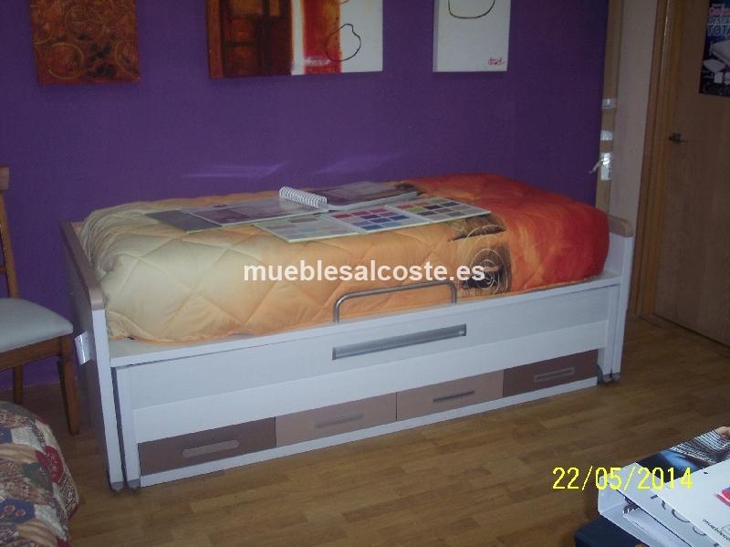cama nido compacto cod 12291 liquidacion